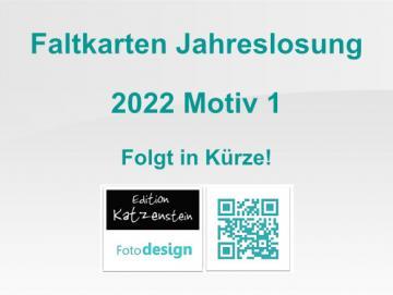Faltkarte Jahreslosung 2022: Design Nr. 1
